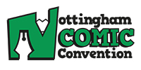 Nottingham Comic Convention logo